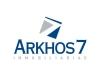 logo marca arkhos 7