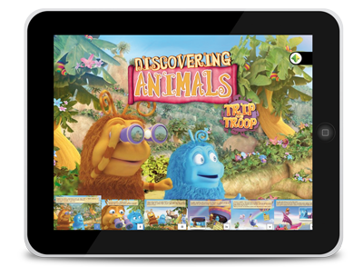 IPAD-TRIP-AND-TROOP-LIBRO-IPAD